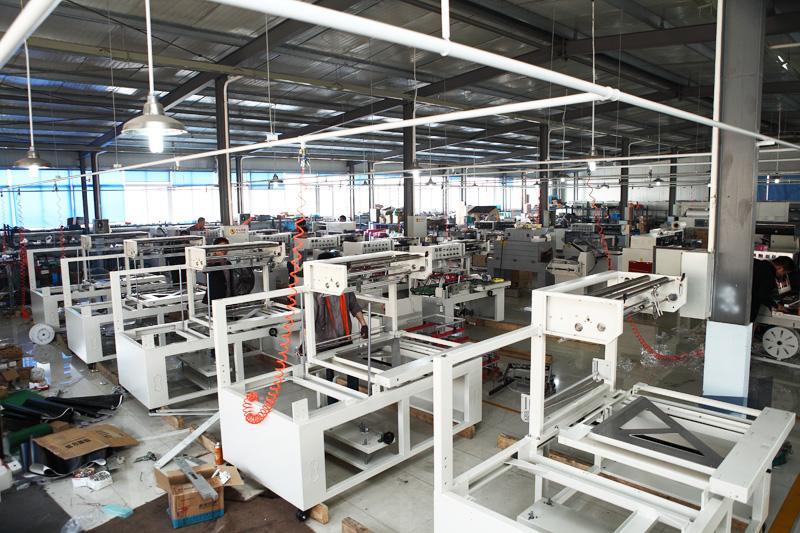 国内包装机械生产厂家概况